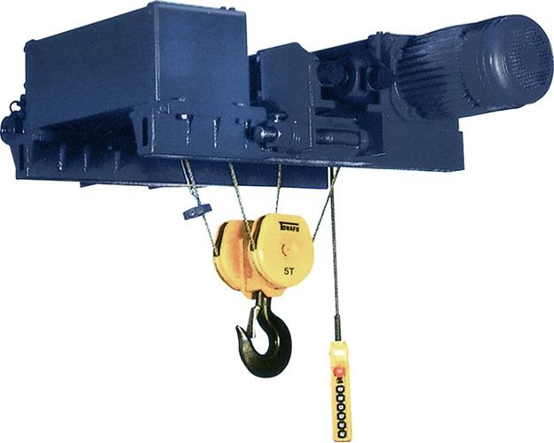 台德华福低举型电动钢索吊车(A5)