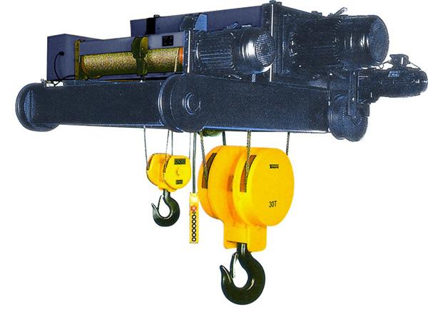 台德华福子母吊电动钢索吊车(A5)