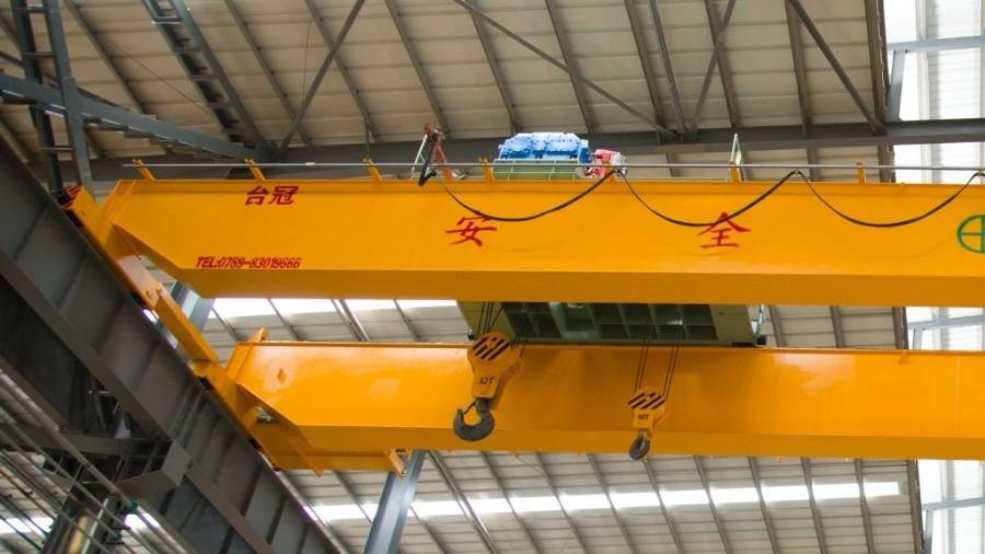 桥式起重机上的双吊钩有什么作用?子母吊的用途简介