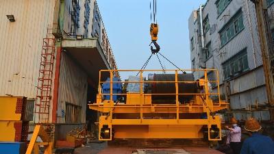 起重机零部件维护检查,吊具、滑轮及车轮组报废情况需知