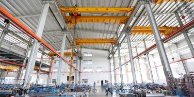 台冠-桥式起重机焊接变形的主要原因分析