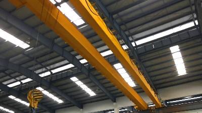 桥式起重机工作程序及安装过程对焊接和隐蔽工程管理